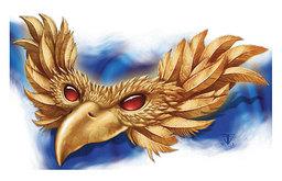 Raptor's Mask