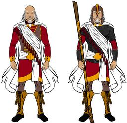 Knight-Sergeant Adrian Phaeston