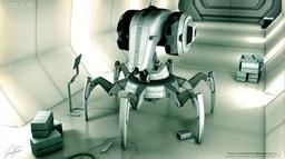 Police Crab-Bot