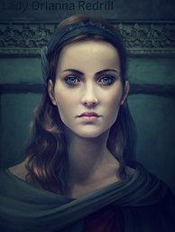 Lady Orlanna Redrill (Terrick)