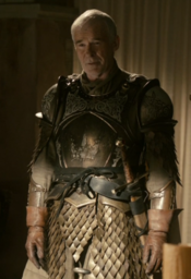 Lord Commander Barristan Selmy