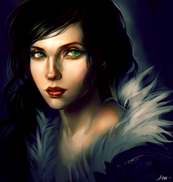 "Lady Arriana Bloodraven ""The Ravenflower"""