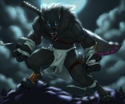 Werewolf Packlords