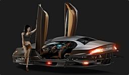 Cadillac Technogene CTS