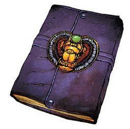 Locked Purple Book