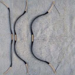 Darkwood Longbow, Composite