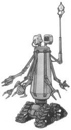 FTF Robotics MKII Techbot