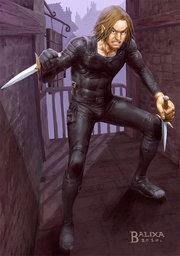 Usm the Blade