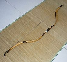Lunas the Red's Composite Long Bow