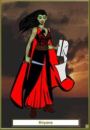 Knyanna Knorah of Jaelan