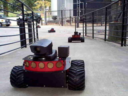 FTF Robotics P5-DX Pioneer