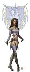 Lady Kali Vidya d'Orien
