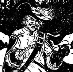 Captain Charles du Chevalier