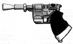 Navik's Blaster