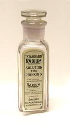 Radium Solution