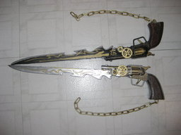 Bladed Revolvers