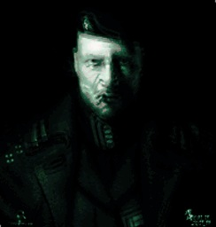 The Ghost Of General Anthony C. Martin KBE