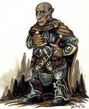 Burrow Warden Kargien Dissengulp
