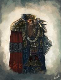 King Gimgur Hammerfell