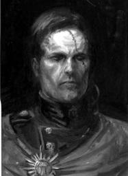 Captain Elias Shadrack