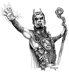 Nyron Darkspell