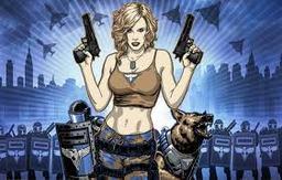 Agent Tanya Adams