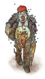 Rad Slow Zombie
