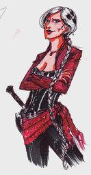 Baroness Isadora Blackblade