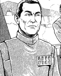 Vice Admiral Garrik Trier