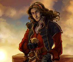 Captain Niko Reddock