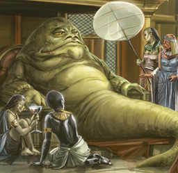 Ytarral the Hutt