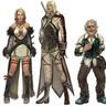 Myia, Seperioth, Quincy & Dante
