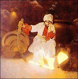 Malik Najid Al-Shihab of Goldensea