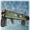 Rocket Launcher- 4 tube