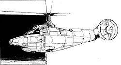 Exocoetidae Transport VTOL