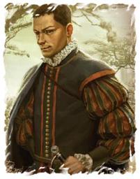 Baron Manfred Von Holzenaur