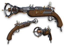 Fizark's Arcane Pistol