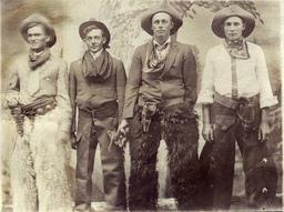 Baryatinsky's Gunmen