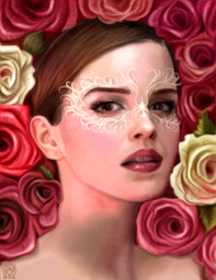 Lady Rose Tyrell
