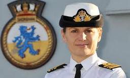 Commander DeLena Acheron