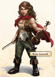 Rosie Cusswell