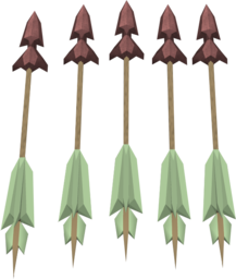 Dage's Arrows of the Elements