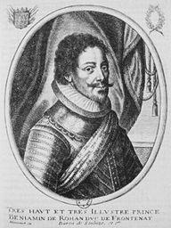 Benjamin de Rohan-Soubise