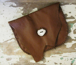 Small Cloth Pouch