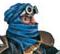 Afkor (human 13 cleric)