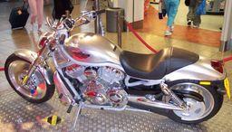 Toranaga-Sama's Harley Scorpion