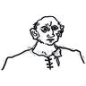 Mutante con cabeza reducida
