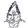 Mutante con cabeza cónica