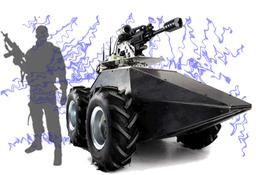Robot-Gun-Platform