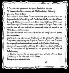 Carta de Q.F. a Adolphus